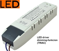 LED driver za LED-PANEL -dimming-funkcion TRIAC