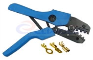 Crimping pliers for non-insulated open brass cable lugs CP03B