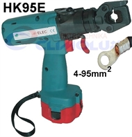 Battery powered Hydraulic plier for crimping cable lugs HK95E