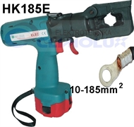 Battery powered Hydraulic plier for crimping cable lugs HK185E