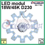 LED modul za plafonjeru 18W/45K D230mm