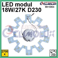 LED modul za plafonjeru 18W/27K D230mm