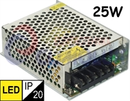 LED driver  25W/12V DC IP20