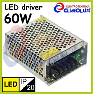LED driver  60W/12V DC IP20