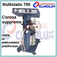 Device for electrostatic coating MULTISTATIC 700 CORONA SUPREME