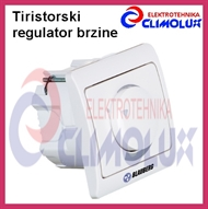 Regulator brzine - tiristorski - CDTE18 za ventilatore BB