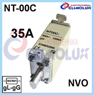 Low voltage fuse NT00C 35A gG-gL 500V