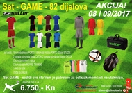 SET - GAME - 82 dijelova