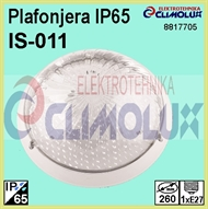 Plafonjera IP65 IS-011, 1xE27, PVC