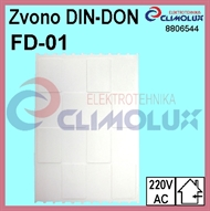 Door bell DIN-DON 220V FD-01