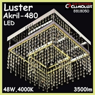 Luster LED Akril-480 48W