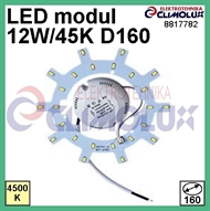 LED modul za plafonjeru 12W/45K D160mm