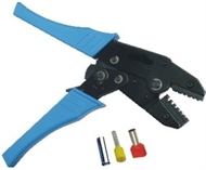 Crimping pliers for end sleeves KT-R06