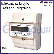 Energy meter 3-phase for measuring electricity ABM30