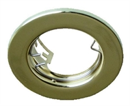 Recessed downlight for spotlamps, URT-16 gold