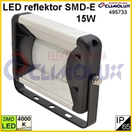 LED strahler  15W ,4000K ,IP65 ,SMD-E
