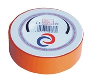 Isolierband, PVC, 20mx18mm orange
