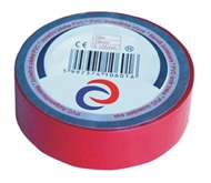 Isolierband, PVC, 20mx18mm rot