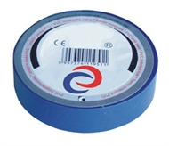 PVC electrical insulating tape 10mx15mm , blue