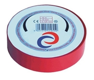 Isolierband, PVC, 10mx15mm rot