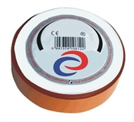 PVC electrical insulating tape 10mx18mm , brown