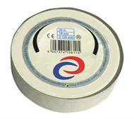 PVC electrical insulating tape 10mx18mm , white