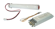 Emergency conversion kit for fluorescent tubes INF-2836-1