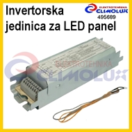Emergency conversion kit for LED panel